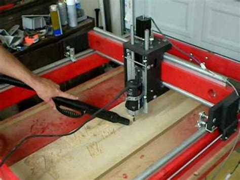 home built  axis cnc router youtube