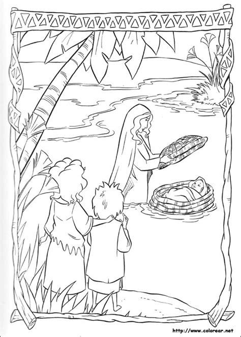imagenes biblicas para colorear de moises dibujos para colorear de el pr 237 ncipe de egipto