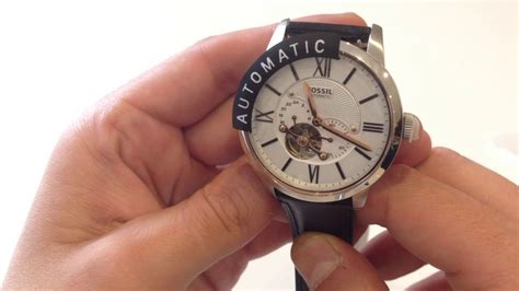 Fossil Me3104 fossil me3104 automatic townsman