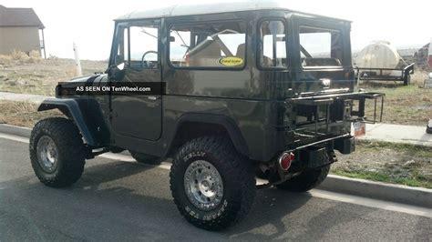 1970 toyota land 1970 toyota land cruiser sport utility 2 door great cond