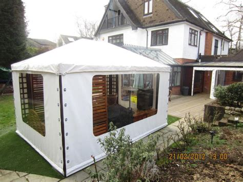 gazebo walls marquees home garden covers