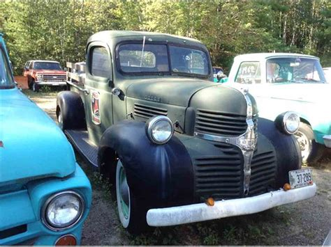 dodge trucks for sale 1947 dodge truck for sale classiccars cc 727170