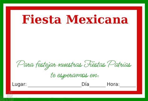 imagenes de la revolucion mexicana para invitaciones invitacion fiestas patrias