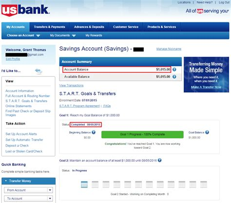 Update On Us Bank S 125 Power Up Checking And 50 Start