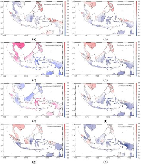 rainfall pattern in indonesia water free full text general rainfall patterns in