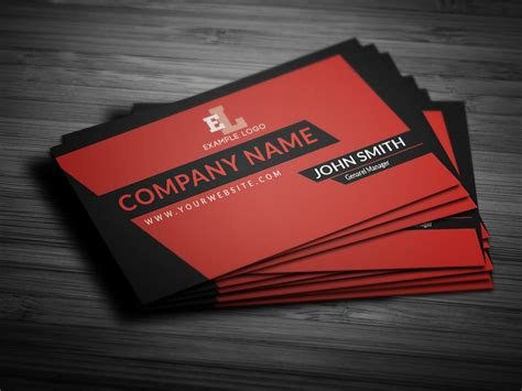 personal business cards personal cards design and