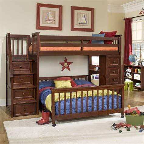 fabulous bunk bed  stairs