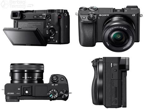 Kamera Sony A6300 Bekas sony a6300 kamera mirrorless dengan autofokus tercepat