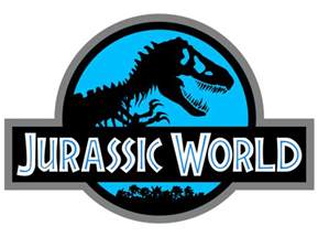 jurassic world logo classic style by greenmachine987 on