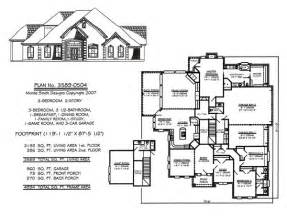 3 Bedroom House Plan 3589 0504 Beautiful Houses And Their Floor Plans 17 On Beautiful Houses