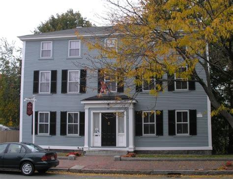 foster house revolutionary war historic buildings of massachusetts