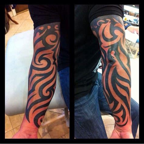 tattoo arm pieces tribal arm piece tattoo ideas tribal tattoos pinterest