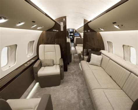 Brp Green Coffee global 6000 a spacious vvip airliner with an immaculate
