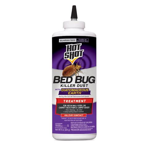 bed bug killer powder hot shot 8 oz bed bug killer powder best offer
