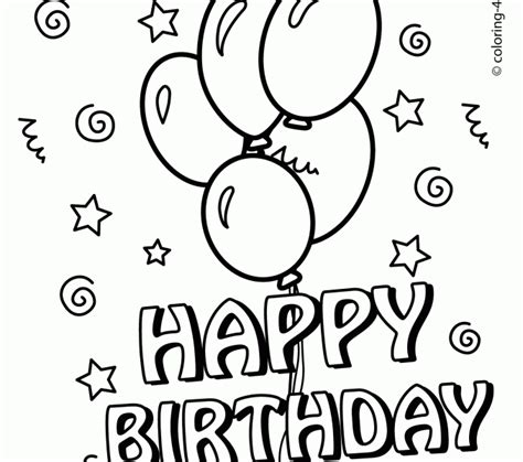 happy birthday aunt coloring page colouring pages birthday kids coloring europe travel