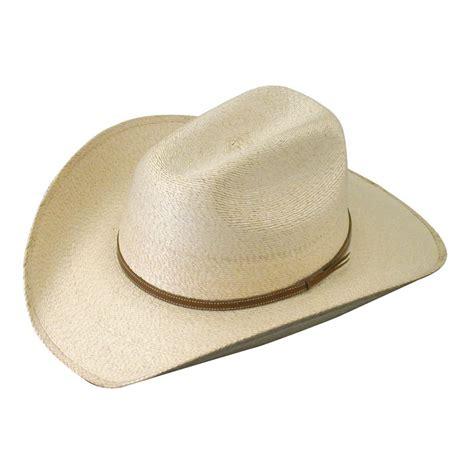 kid s atwood 4x palm leaf straw cowboy hat item atw kid