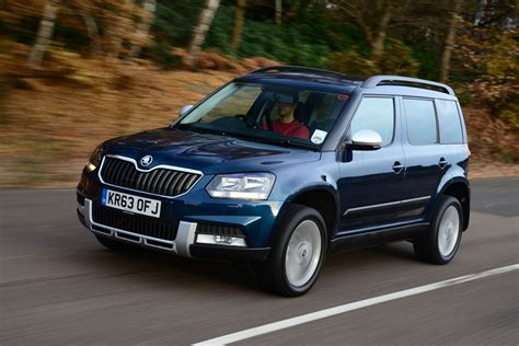 skoda yeti best crossovers auto express