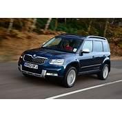 Skoda Yeti  Best Crossovers Auto Express