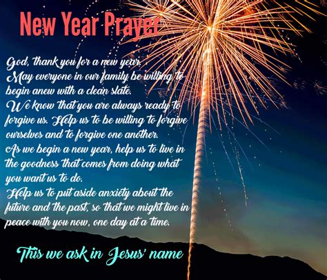 praying on new year new year s prayer the southern cross