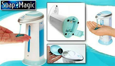 Diskon Dispenser Sabun Cair Tempat Sabun Cair dispenser sabun cair dengan infra merah tak perlu