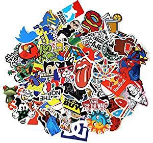 Sticker Keren Stiker For Laptop sticker pack 100 pcs sticker decals vinyls for laptop