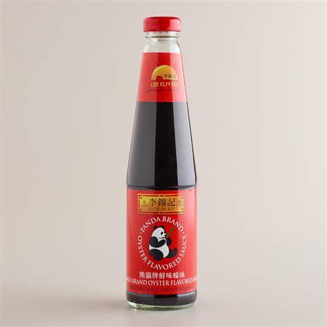 lee kum kee panda oyster sauce world market