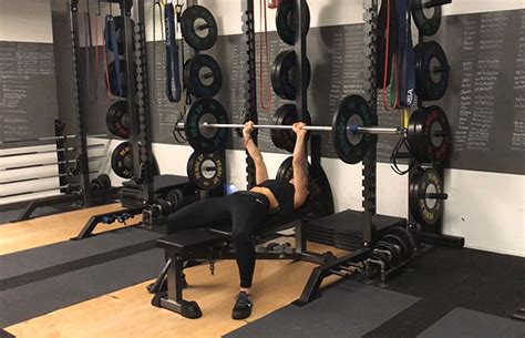 bench press gif 6 weightlifting exercises to build serious strength
