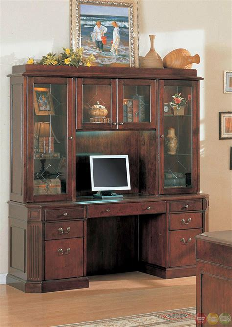 l shaped cherry desk youngtown l shaped executive desk with fluted corner and
