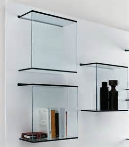 glass shelves bookcase 1000 ideas about glass shelves on makers