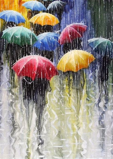 umbrella painting 25 best ideas about umbrella painting on