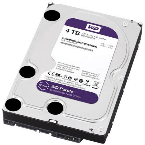 Wd Purple 3 5inch wd purple drives arrive for surveillance market