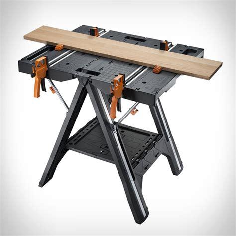 worx pegasus work table worx pegasus folding work table