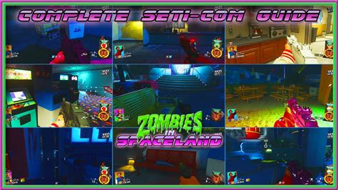 Zombies In Spaceland Stickers