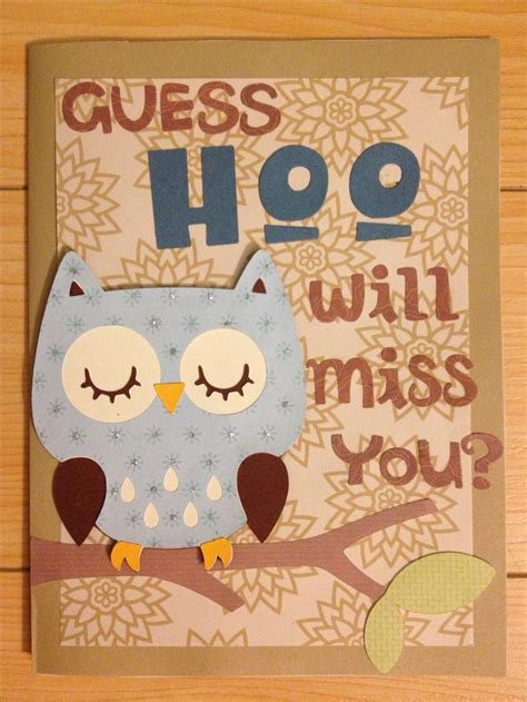 moving away card template 25 best ideas about going away cards on