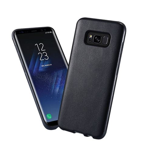 Samsung Galaxy S8 Plus Baby Skin Ultra Thin Us319 kisscase hybrid soft tpu pu leather ultra thin cover for samsung galaxy s8 plus alex nld
