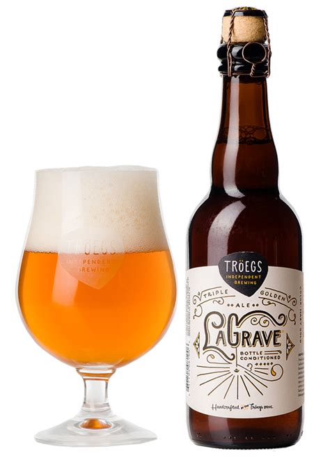 lagrave triple golden ale troeegs independent brewing