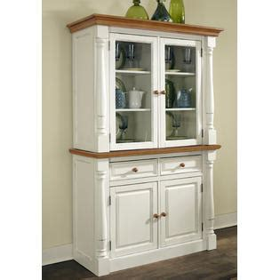Kitchen Buffet Review Home Styles Monarch Buffet And Hutch