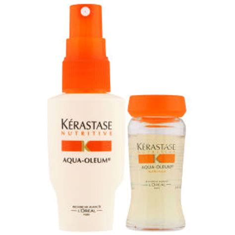 Shoo Kerastase k 233 rastase nutritive aqua oleum 4x12ml retreat