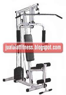 Kursi Alat Fitness Bench Press Abdominal Exercise jual alat alat fitness dan olahraga april 2009