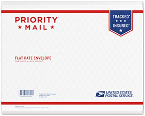 Post Office Priority Mail by Priority Mail Padded Flat Rate Envelope