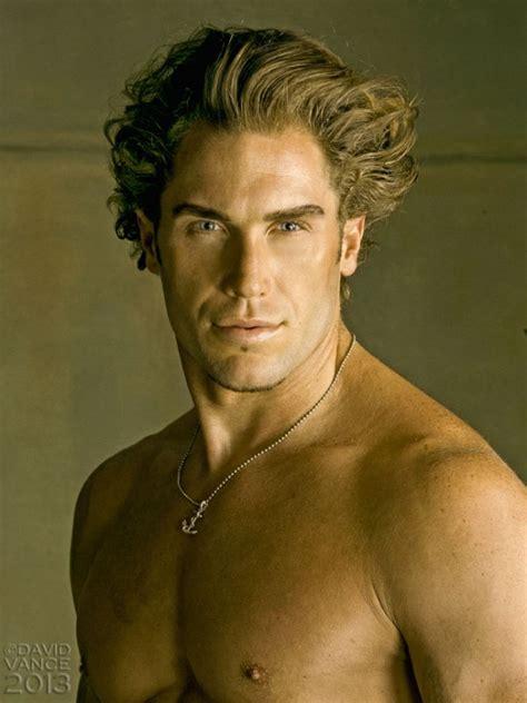 david vance photographer greek mythology male model de angelo by david vance
