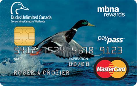 Ducks Unlimited Cards - ducks unlimited canada credit cards from mbna canada