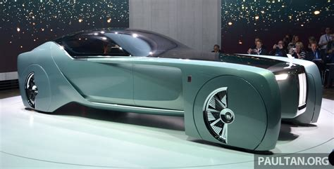 future rolls royce rolls royce vision 100 the future of opulence image