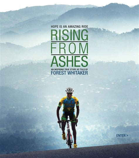 from ashes run features rising from ashes