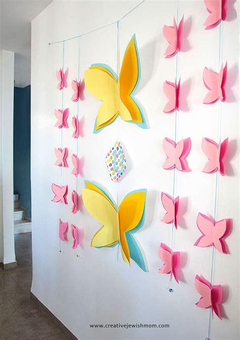 diy hiasan dinding kamar anak simple