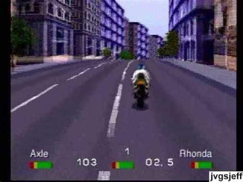 Playstation 1 Motorrad Spiele by Road Rash Playstation Youtube