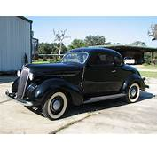1937 Plymouth Coupe For Sale