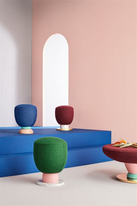 simons upholstery inspired by sottsass wrapped in raf simons design