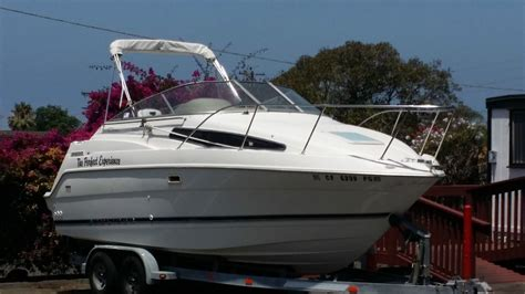 bayliner ciera 2355 sunbridge quot cabin cruiser quot boat for
