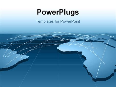 global powerpoint template powerpoint template global business relationship